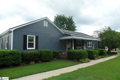 Piedmont Single Family Home For Sale: 1808 River