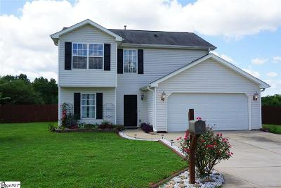 Piedmont Single Family Home Contingency Contract: 15 Condon