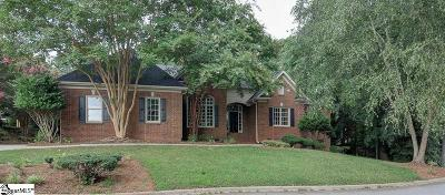 Greer Single Family Home Contingency Contract: 524 Ladykirk