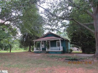 Piedmont Single Family Home For Sale: 307 Moody