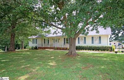 Greer Single Family Home For Sale: 303 Roberts