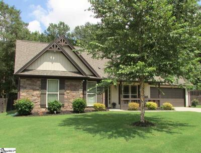 Simpsonville Single Family Home Contingency Contract: 5 Winyah Bay