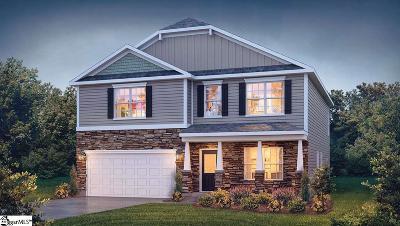Greer Single Family Home For Sale: 112 Hartwood Lake