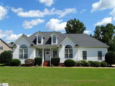 Piedmont Single Family Home Contingency Contract: 102 Byron Abbey