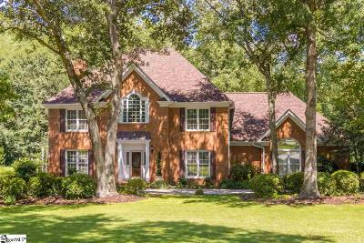 Easley Single Family Home Contingency Contract: 101 Shefwood