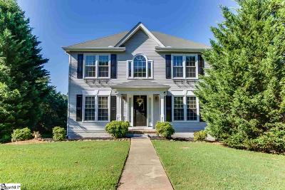 Greenville Single Family Home For Sale: 302 Waters Edge