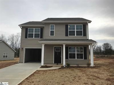 Greer Single Family Home For Sale: 222 Galena