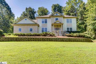 Travelers Rest Single Family Home For Sale: 49 Pleasant Valley