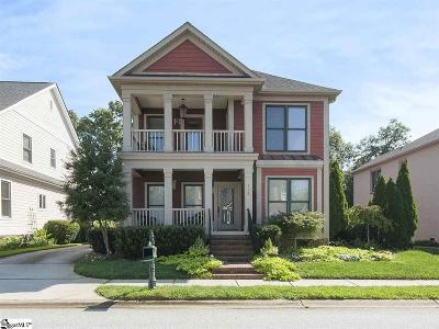 Greenville Single Family Home For Sale: 302 Newfort