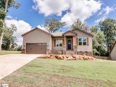 Greer Single Family Home For Sale: 213 Bayswater