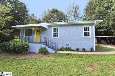 Greenville Single Family Home For Sale: 10 Abelia