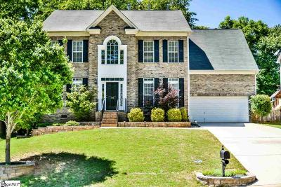 Simpsonville Single Family Home For Sale: 104 Waters Reach