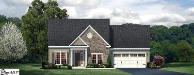 Greenville Single Family Home For Sale: 105 Brennan