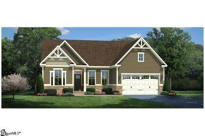 Greenville Single Family Home For Sale: 101 Brennan