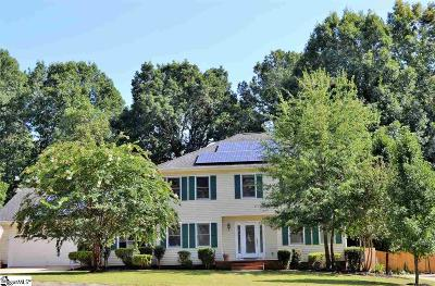 Simpsonville Single Family Home For Sale: 200 Foxworth