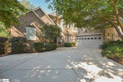Simpsonville Single Family Home For Sale: 700 Mossy Ledge