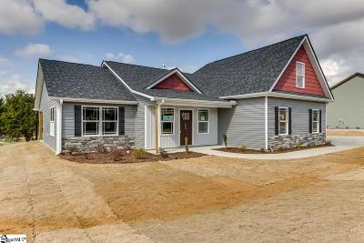 Greenville Single Family Home For Sale: 486 Griffin