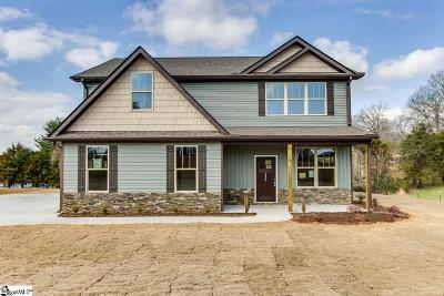Greenville Single Family Home For Sale: 482 Griffin
