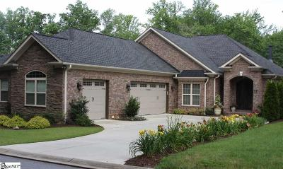 Greenville Single Family Home For Sale: 35 Thistle Brook