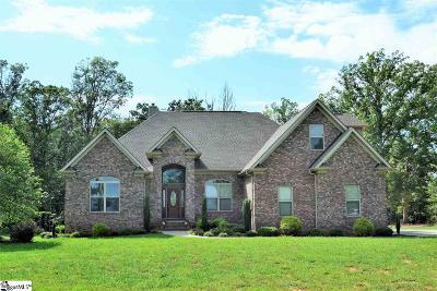 Boiling Springs Single Family Home For Sale: 1630 Sugar Ridge