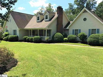 Piedmont Single Family Home Contingency Contract: 112 Wrenfield