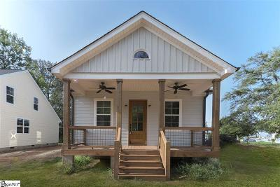 Greenville Single Family Home For Sale: 323 Sycamore