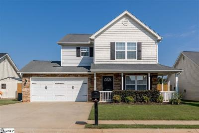 Greenville Single Family Home For Sale: 330 Rivers Edge