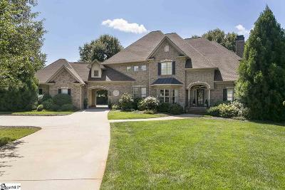 Simpsonville Single Family Home For Sale: 211 Doonbeg