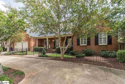 Greenville Single Family Home For Sale: 822 Crescent