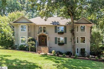 Greenville Single Family Home For Sale: 34 Club Forest