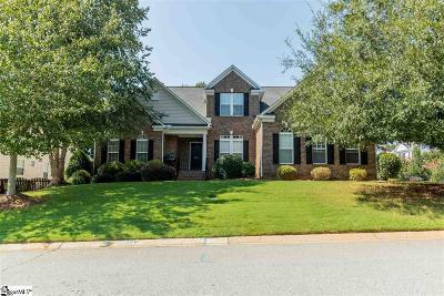 Simpsonville SC Single Family Home For Sale: $250,000
