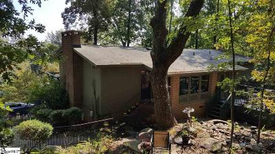 Greenville County Single Family Home Contingency Contract: 104 Woodhaven