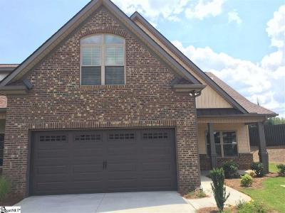 Simpsonville Condo/Townhouse For Sale: 213 Bay Laurel #6E