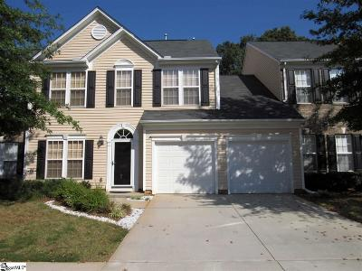 Greenville County Condo/Townhouse For Sale: 323 Majesty