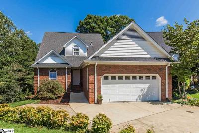 Greenville County Single Family Home Contingency Contract: 313 Greenview