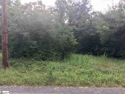 Greer Residential Lots & Land For Sale: 406 Sunnyside