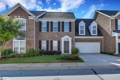Simpsonville Condo/Townhouse For Sale: 103 Graburn