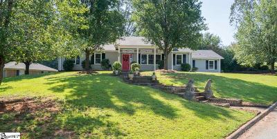 Greenville County Single Family Home Contingency Contract: 1 Hitching Post