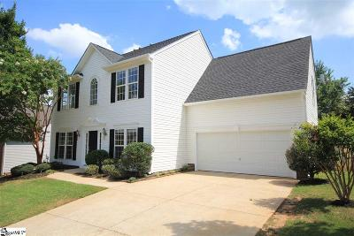 Greenville County Single Family Home For Sale: 9 Bellows Falls