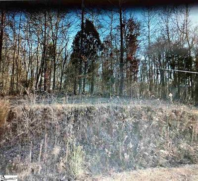 Fountain Inn Residential Lots & Land Contingency Contract: Hilltop