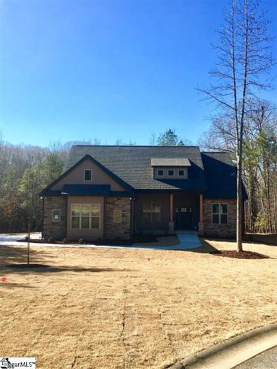 Spartanburg Single Family Home For Sale: 763 Cornwallis