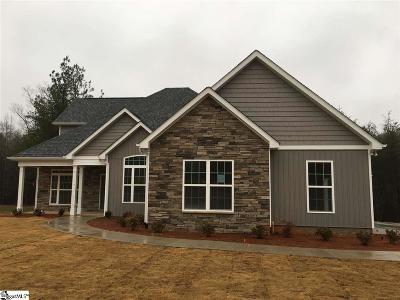 Spartanburg Single Family Home For Sale: 727 Cornwallis