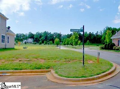 Taylors Residential Lots & Land For Sale: 5 Waterside