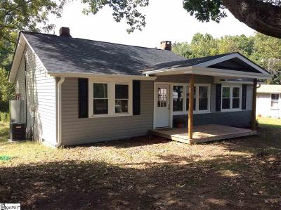 Travelers Rest Single Family Home For Sale: 1809 Little Texas