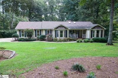 Inman Single Family Home For Sale: 408 Lakewinds