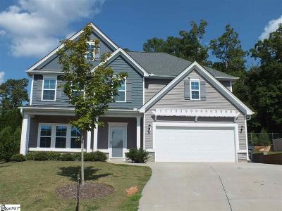 Boiling Springs Single Family Home For Sale: 321 Marble
