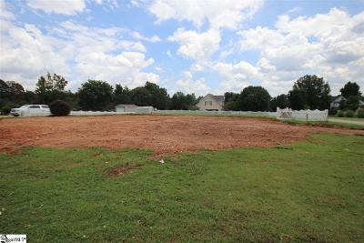 Spartanburg Residential Lots & Land For Sale: 279 Hunters Pointe