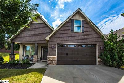 Greenville County Single Family Home Contingency Contract: 32 Litten