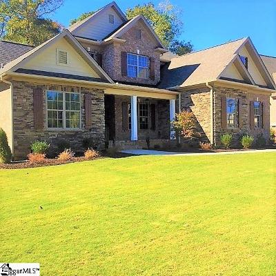 Simpsonville Single Family Home For Sale: 200 Allegheny