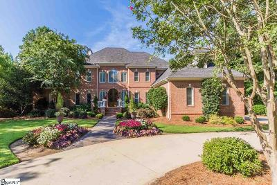 Greer Single Family Home Contingency Contract: 107 Tuscany